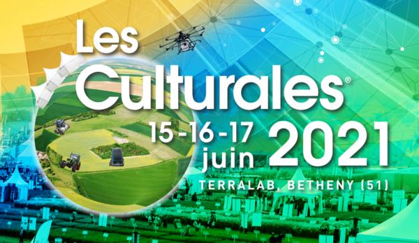 Visuel Les Culturales 2021