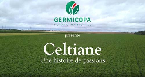 Film sur la pomme de terre CELTIANE